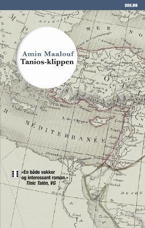 """""""Tanios-klippen"""" av Amin Maalouf"""