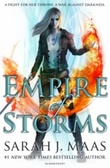 """Empire of storm"" av Sarah J. Maas"