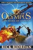 """""""The mark of Athena"""" av Rick Riordan"""