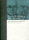 """Opplysningens Dialektikk"" av Theodor W. Adorno"
