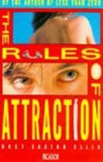 """""""The rules of attraction"""" av Bret Easton Ellis"""