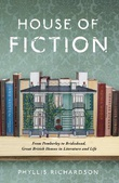 """""""House of fiction - From Pemberley to Brideshead, Great British Houses in Literature and Life"""" av Phyllis Richardson"""
