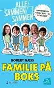 """""""Familie på boks"""" av Robert Næss"""