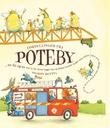 """""""Fortellinger fra Poteby - en fin og litt rar by der dyrene bygger hus og slukker branner og gjør noen tabber, sånn som alle gjør (men de finner ut av det, og så går det bra til slutt)"""" av Sharon Rentta"""