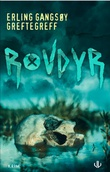 """""""Rovdyr - kriminalroman"""" av Erling Greftegreff Greftegreff"""
