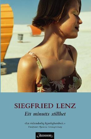 """""""Ett minutts stillhet - fortelling"""" av Siegfried Lenz"""