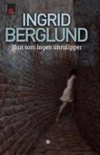 """""""Hun som ingen unnslipper - krim"""" av Ingrid Berglund"""