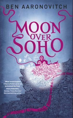 """Moon over soho"" av Ben Aaronovitch"