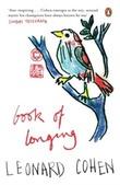 """""""Book of longing"""" av Leonard Cohen"""