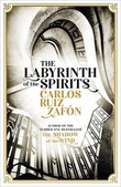 """The labyrinth of the spirits"" av Carlos Ruiz Zafon"