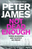 """Not dead enough"" av Peter James"
