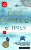 """""""61 timer"""" av Lee Child"""