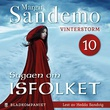 """Vinterstorm"" av Margit Sandemo"