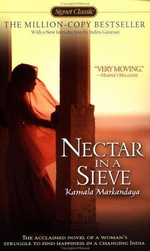 """Nectar in a Sieve - A Novel (Signet Classics)"" av Kamala Markandaya"
