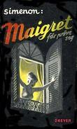 """""""Maigret får prøve seg"""" av Georges Simenon"""