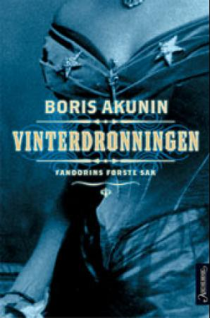 """Vinterdronningen - Fandorins første sak"" av Boris Akunin"