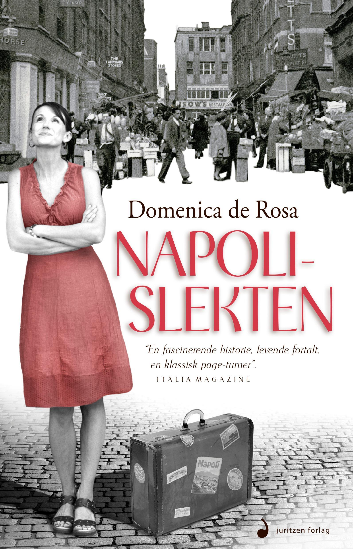 """""""Napolislekten"""" av Domenica De Rosa"""