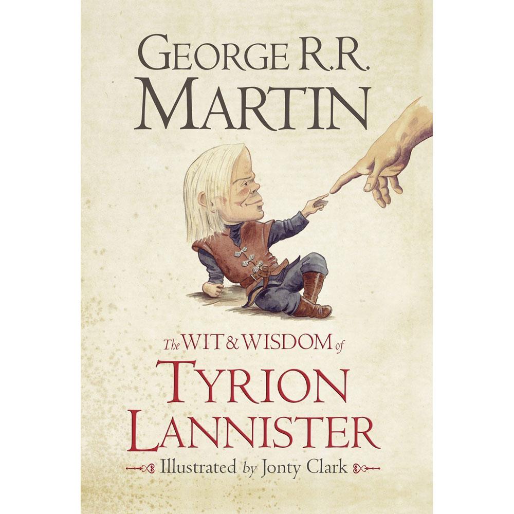"""The wit & wisdom of Tyrion Lannister"" av George R.R. Martin"