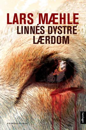 """Linnés dystre lærdom - kriminalroman"" av Lars Mæhle"