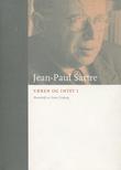 """""""Væren og intet I"""" av Jean-Paul Sartre"""