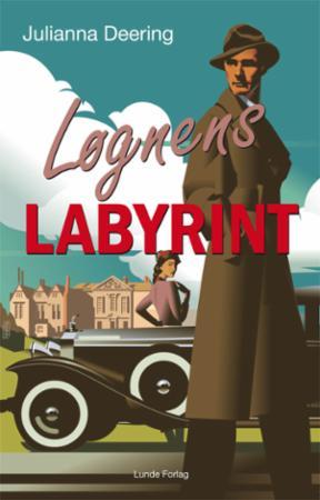 """""""Løgnens labyrint"""" av Julianna Deering"""