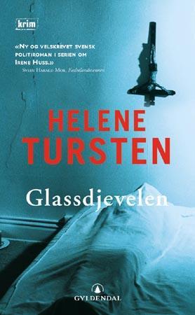 """""""Glassdjevelen"""" av Helene Tursten"""