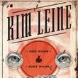 """""""Rød mann/sort mann"""" av Kim Leine"""