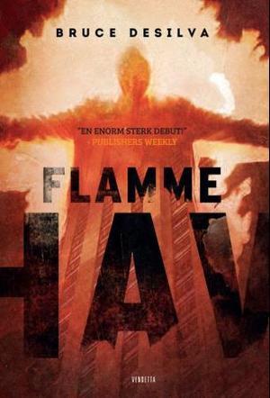 """""""Flammehav"""" av Bruce DeSilva"""