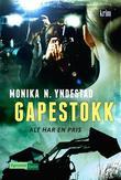 """""""Gapestokk"""" av Monika Nordland Yndestad"""