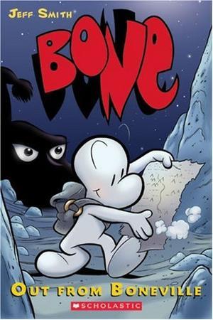 """""""Bone Volume 1 - Out From Boneville"""" av Jeff Smith"""