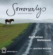 """""""Sommerlys, og så kommer natten"""" av Jón Kalman Stefánsson"""