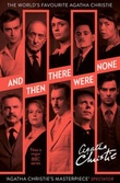 """""""And then there were none"""" av Agatha Christie"""