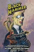 """""""The World Of Black Hammer Library Edition Volume 1"""" av Jeff Lemire"""