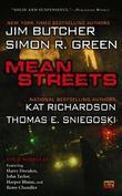 """""""Mean Streets"""" av Jim Butcher"""