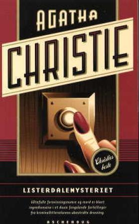 """""""Listerdalemysteriet"""" av Agatha Christie"""
