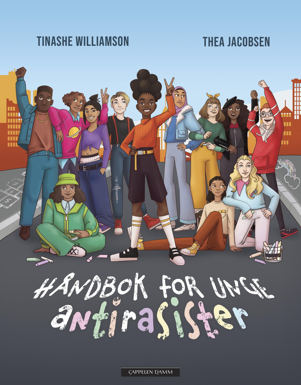 """""""Håndbok for unge antirasister"""" av Tinashe Williamson"""