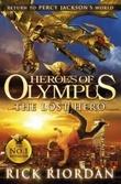 """""""The lost hero"""" av Rick Riordan"""