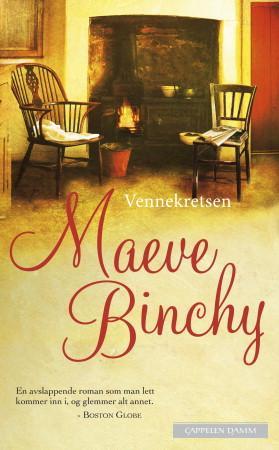 """""""Vennekretsen"""" av Maeve Binchy"""