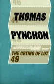 """The crying of lot 49"" av Thomas Pynchon"