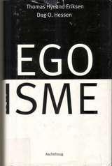 """""""Egoisme"""" av Thomas Hylland Eriksen"""