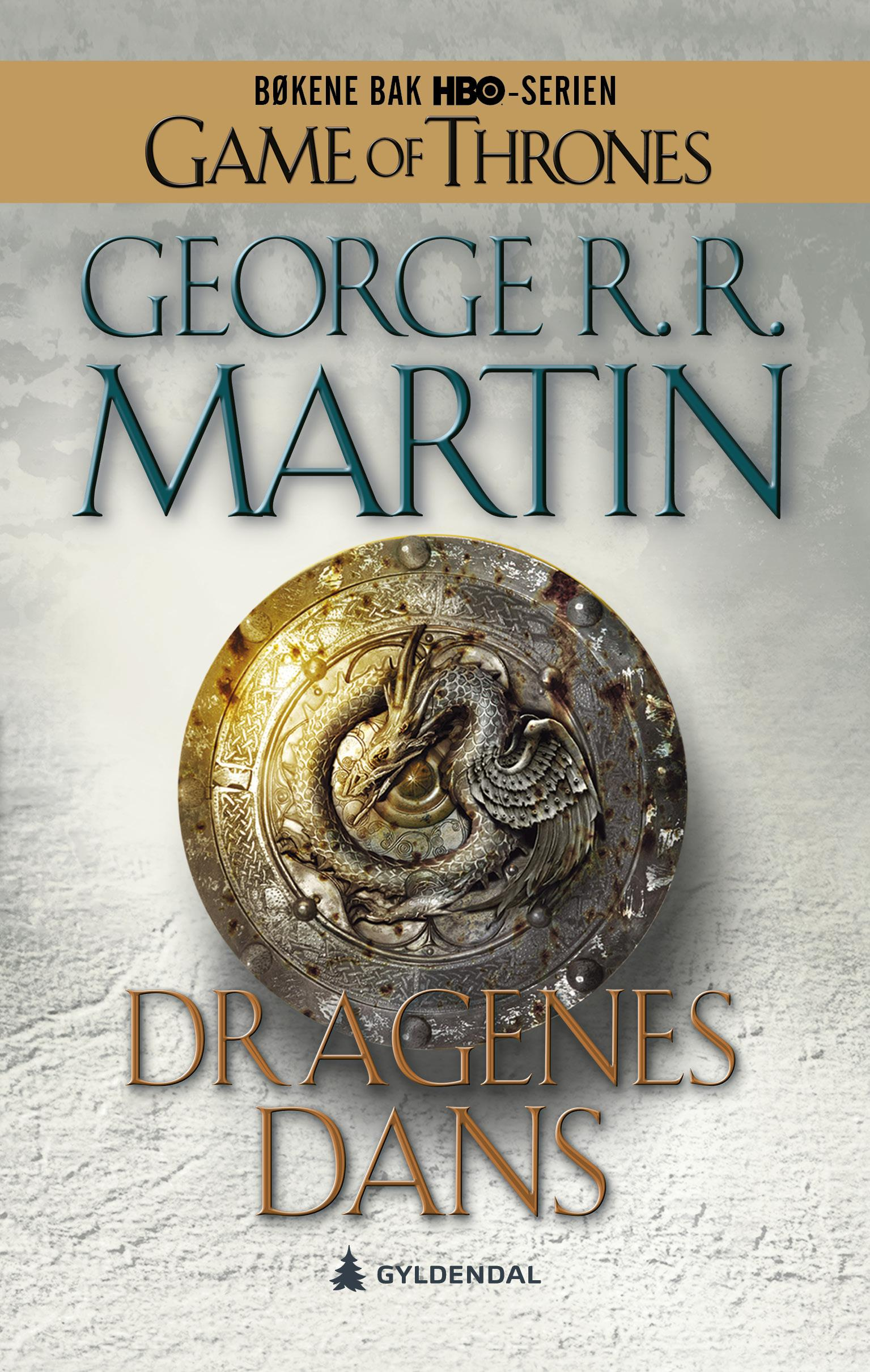 """""""Dragenes dans"""" av George R.R. Martin"""