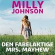 """""""Den fabelaktige Mrs. Mayhew"""" av Milly Johnson"""