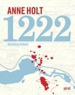 """""""1222 - kriminalroman"""" av Anne Holt"""