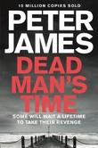 """""""Dead man's time"""" av Peter James"""