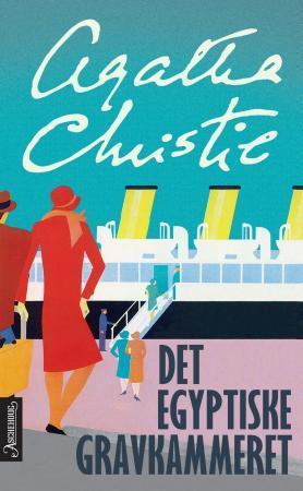 """""""Det egyptiske gravkammeret"""" av Agatha Christie"""