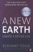 """A new earth - create a better life"" av Eckhart Tolle"