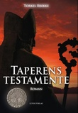 """""""Taperens testamente - roman"""" av Torkel Brekke"""