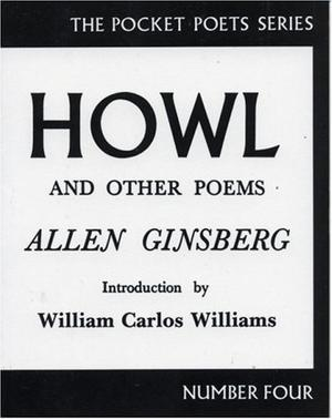 """""""Howl (Pocket Poets)"""" av Allen Ginsberg"""