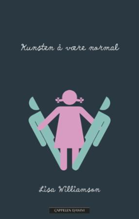 """""""Kunsten å være normal"""" av Lisa Williamson"""