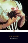 """Anna Karenina - a novel in eight parts"" av Leo Tolstoy"